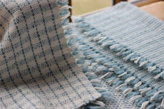 All in a Spin Rigid Heddle Weaving